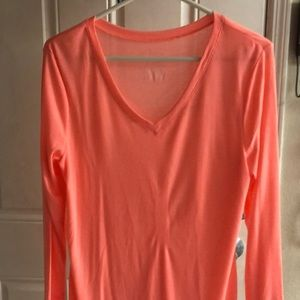 Women's tee long sleeve top